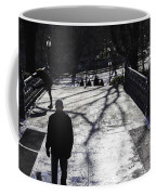 Crossing Over - Central Park - Nyc Coffee Mug