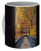 Crossing Over Coffee Mug