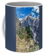 Crossing The Himalayas Coffee Mug