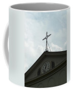 Crossing Time Coffee Mug