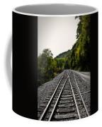Crossing Tracks Coffee Mug