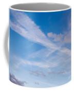 Crossroad In The Sky Coffee Mug