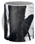 Crow Eye Coffee Mug