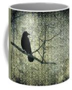 Crow Knows Coffee Mug