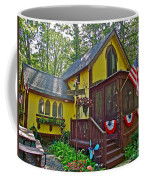 Crowell's Thicket In Asbury Grove In South Hamilton-massachusetts  Coffee Mug