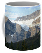 Crowfoot Glacier Coffee Mug