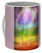 Crown Chakra Goddess Coffee Mug