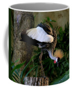 Crowned Crane Coffee Mug