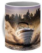 Crownline Boat Coffee Mug