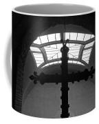Crucifix And Skylight Coffee Mug