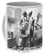 Cruikshank: Headache, 1819 Coffee Mug