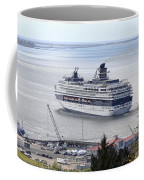 Cruising Out Of Astoria Coffee Mug