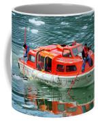 Cruise Ship Tender Boat  Coffee Mug
