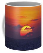 Cruise Sunset Coffee Mug