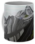 Cruisin' The Andes Coffee Mug