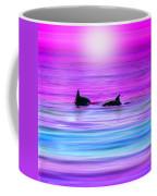 Cruisin' Together Coffee Mug by Holly Kempe