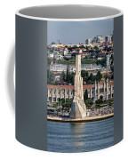 Cruising Along To Lisbon Coffee Mug