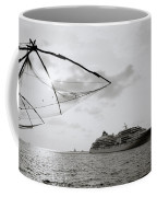 Cruising Into Cochin Coffee Mug