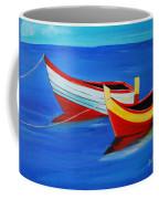 Cruising On A Bright Sunny Day Coffee Mug
