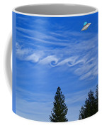 Cruising Over Spokane Coffee Mug
