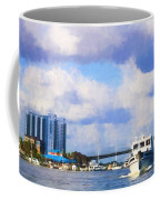 Cruising Past The Mg Coffee Mug