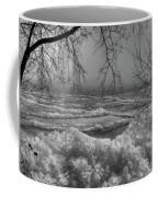 Crushed Ice Coffee Mug