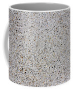 Crushed Shell Sidewalk Coffee Mug
