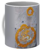 Crustose Lichen, Utah Coffee Mug