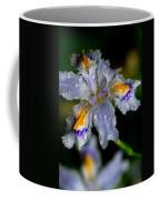 Crying Fringed Iris-iris Japonica Coffee Mug