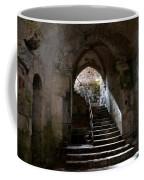 Crypt Of The Martyr San Marciano In Syracuse Coffee Mug