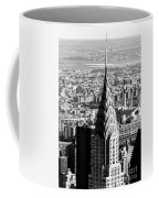 Crysler Building In New York City Coffee Mug