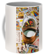 Crystal Ball And Tarot Cards Coffee Mug