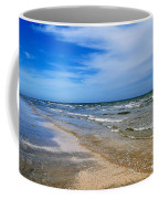 Crystal Beach Coffee Mug