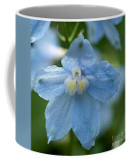 Crystal Blue Coffee Mug