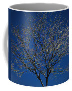Crystal Blue Coffee Mug