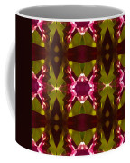 Crystal Butterfly Pattern Coffee Mug
