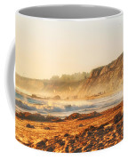 Crystal Cove At Sunset 1 Coffee Mug