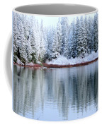 Crystal Silent Coffee Mug