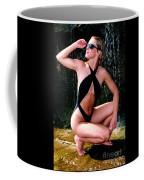 Crystal Slingsuit Coffee Mug