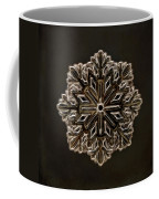 Crystal Snowflake Coffee Mug