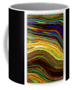 Crystal Waves Abstract 2 Coffee Mug