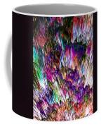 Crystalline Crimsonicity Coffee Mug