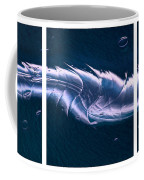 Crystalline Entity Triptych  Coffee Mug
