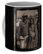 Csa Cavalryman And Wife Coffee Mug