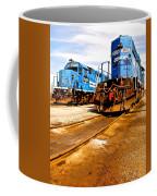 Csx Railroad Coffee Mug
