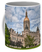 Ct State Capitol Building Coffee Mug