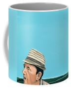 Cuban Portrait #8, 1996 Coffee Mug