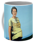 Cuban Portrait No.9, 1996 Coffee Mug