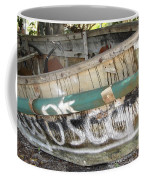 Cuban Refugees Boat 2 Coffee Mug
