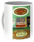 Cubanos Coffee Mug